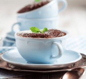 weight loss direct thin mint mug cake