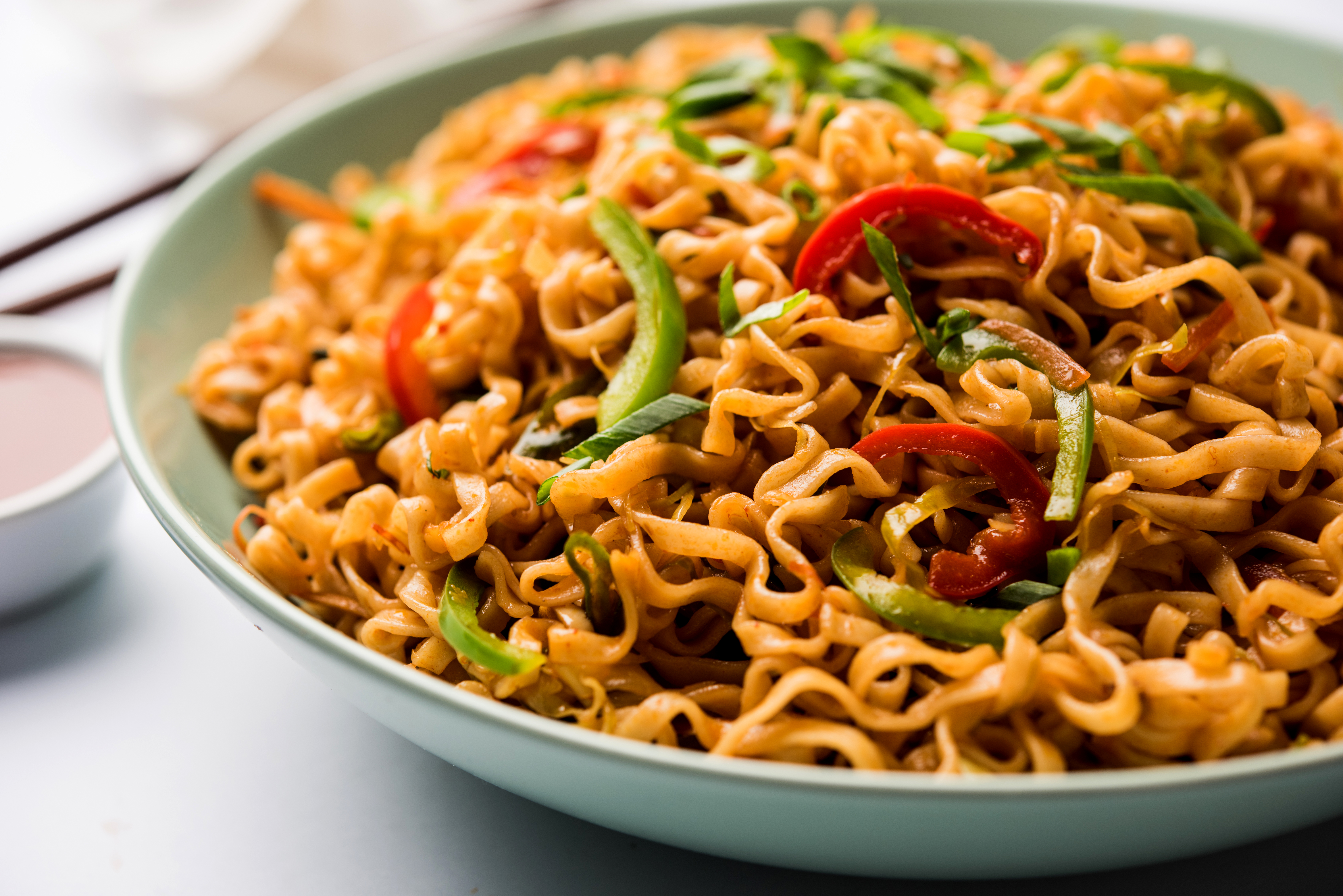 Healthy Veggie Noodle Recipe to Try This Summer